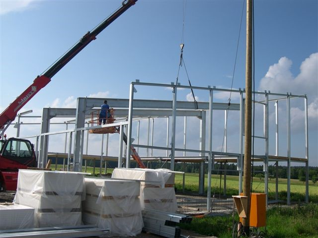 Neubau FFW Oberreichenbach