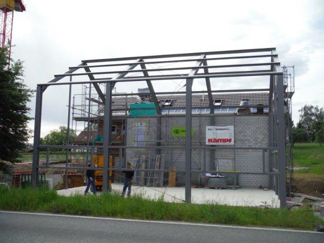 Hallenbau in der Schweiz Frauenfeld