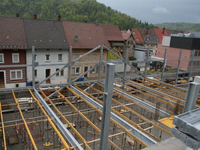 Neubau Parkhaus Oberndorf
