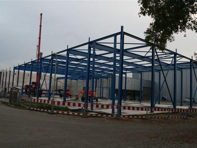 BV Schägner Steinmauern Stahlbau