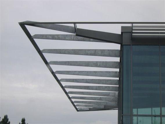 Neubau Autohaus Tabor, Kehl