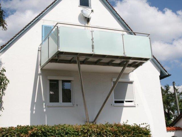 Balkonanbau in Freudenstadt