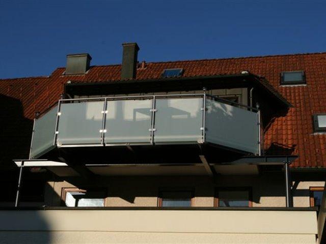 Anbau eines Balkon in Dornstetten bei Fam. Burkhardt