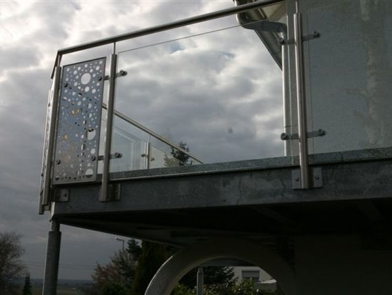 Balkonanbau in Empfingen