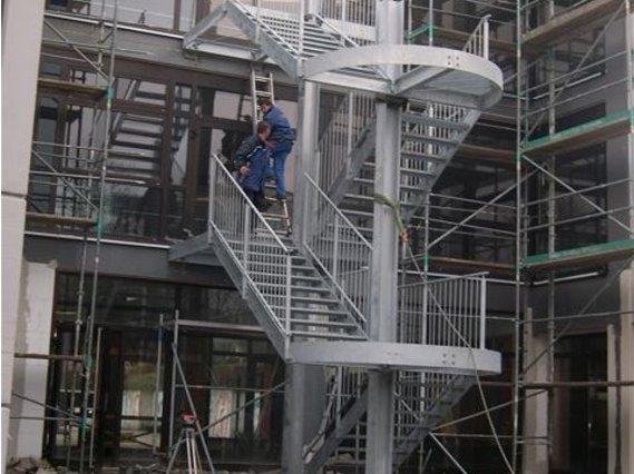 Brandschutzmaßnahme Gemeinde Korb, Grund- und Hauptschule