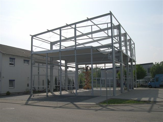 Hallenbau Firma Epp in Stutensee