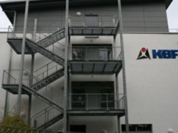 Fluchttreppe KBS Dornstetten