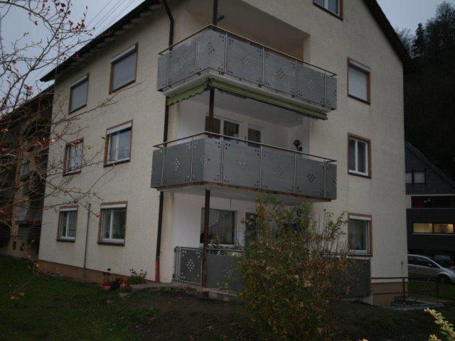 Geländersanierung in Oberndorf