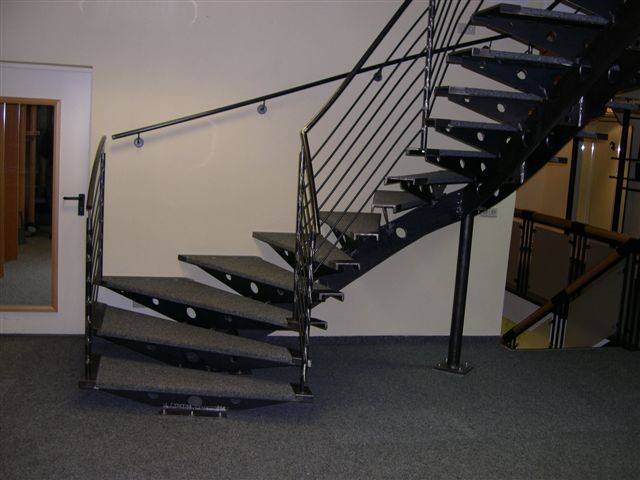 Treppenbau Wohn- und Geschäftshaus in Freudenstadt