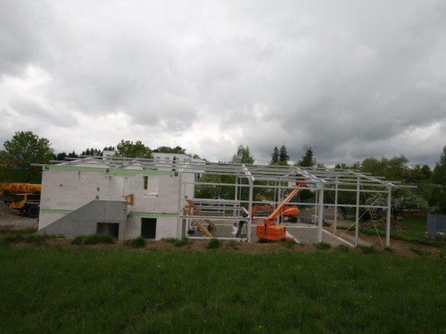 Neubau einer Produktionshalle Salemi in Dornstetten
