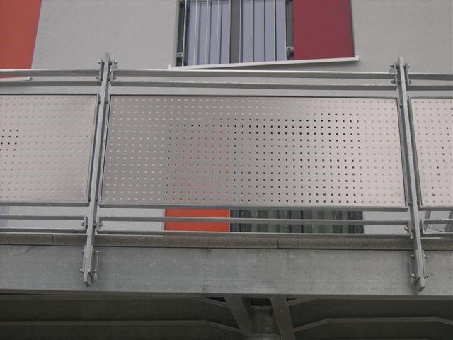 Einbauen von Balkonanbauten in Nördlingen Seniorenresidenz