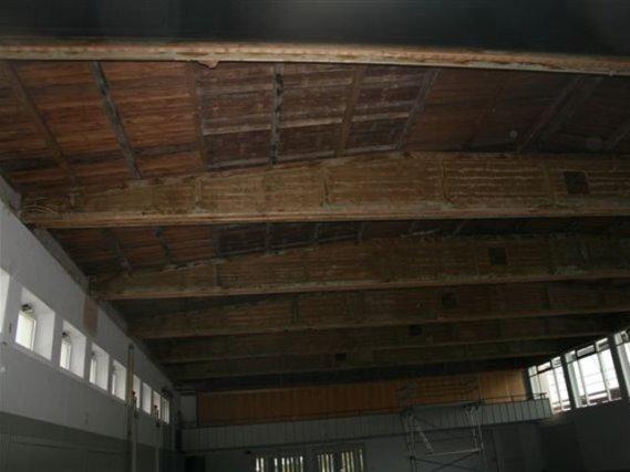 Sanierung der Sporthalle Balingen/Frommern