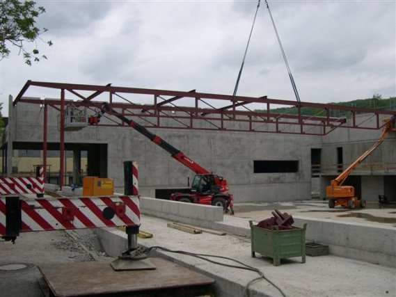 Neubau Sporthalle Ingelfingen