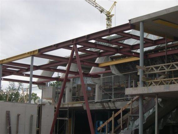 Umbau der Stadthalle Balingen