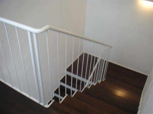 Sanierung eines Treppenhauses in Freudenstadt