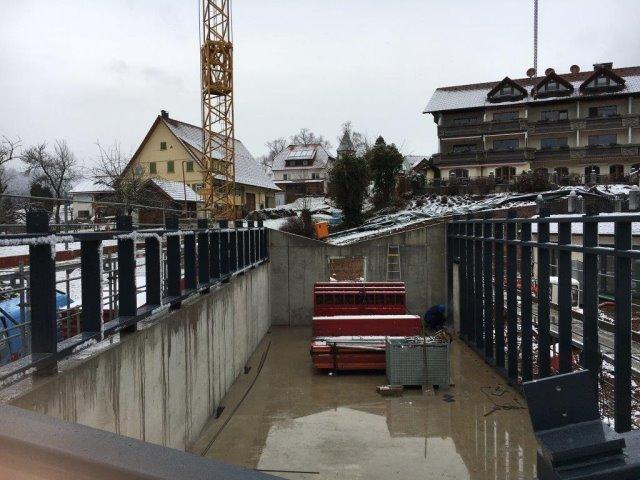 Neubau eines Wellnessruheraums in Baiersbronn