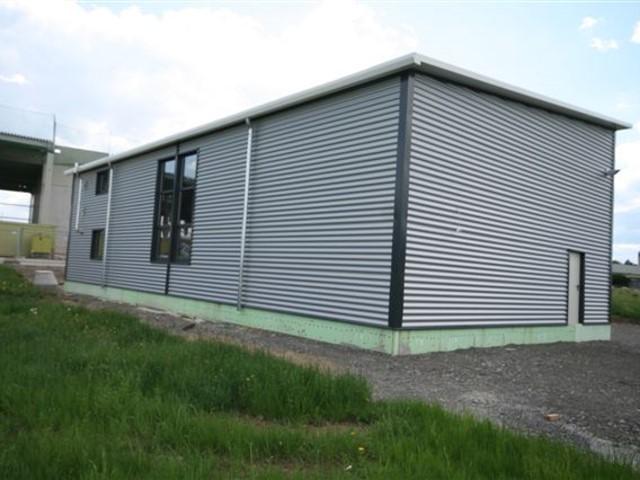 Neubau einer KFZ Werkstatt Bauvorhaben Plenefisch in Rutesheim